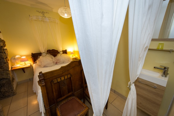 Furnished accommodation Mrs HOY - 6 pers.