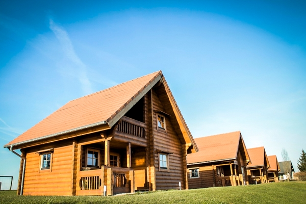 Furnished accommodation at the ranch des bisons - 5 pers.