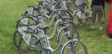 Rent a bike with electric assistance
