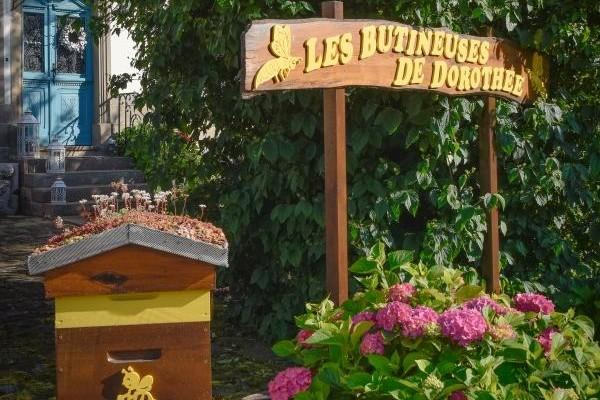 Les Butineuses de Dorothée - Miel