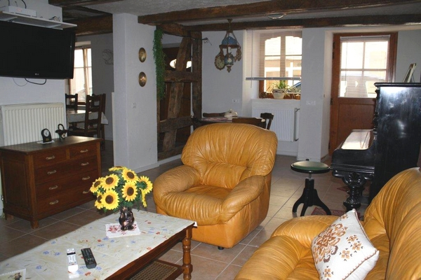 Self-catering accommodation 'du petit groupe' Mr Raymond FORTHOFFER - 11 pers