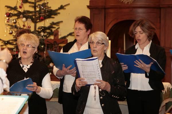 Chorale en chantée