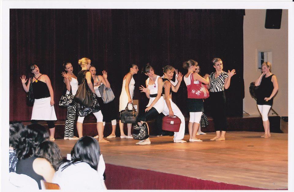 Asso. Classic Jazz Dance