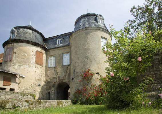 Schloss von  Lorentzen