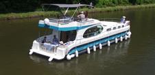 Nicols, location de bateaux fluviaux sans permis