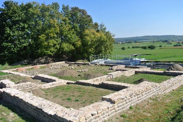 La Villa, centre d'interprétation du patrimoine archéologique