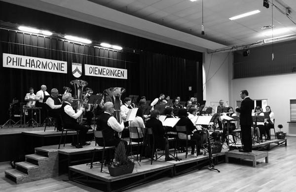 Concert de la philharmonie