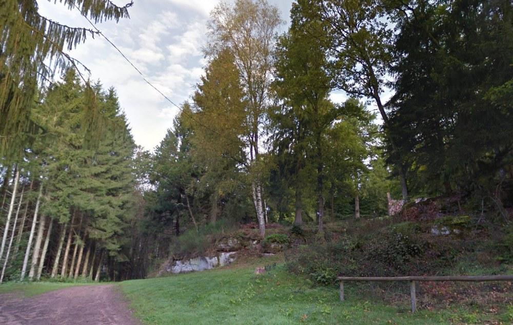 Circuit des cascades autour de la Heidenkirche