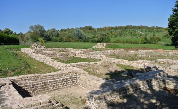 Conference : excavations of the villa of the Gurtelbach