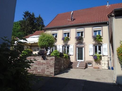 Chambres d'hôtes de Mme Reutenauer - 4 pers.