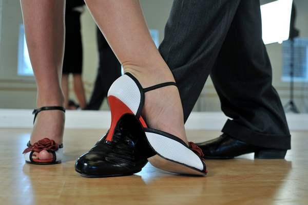 Dancing afternoon