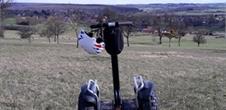 Guided gyropod trails