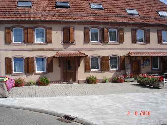 Chambre d'hôtes Au vieux moulin - Mr Louis Bach