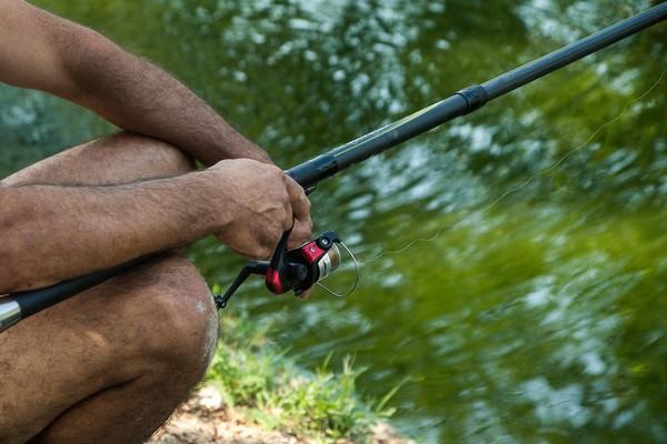 Pêche à l'étang Del Sol