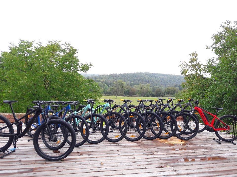 Loc'bike du Grunewald