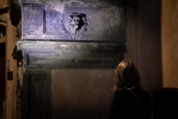 Balade nocturne dans Sarre-Union spéciale Halloween