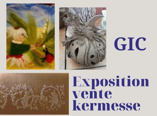 Exposition et Kermesse du GIC