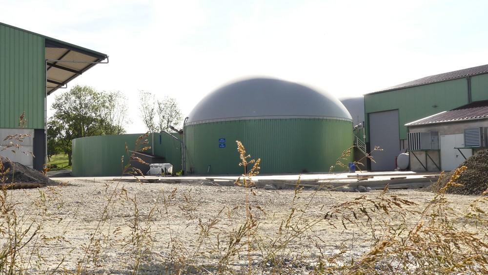 Visite du site de méthanisation : de la ferme aux énergies renouvelables