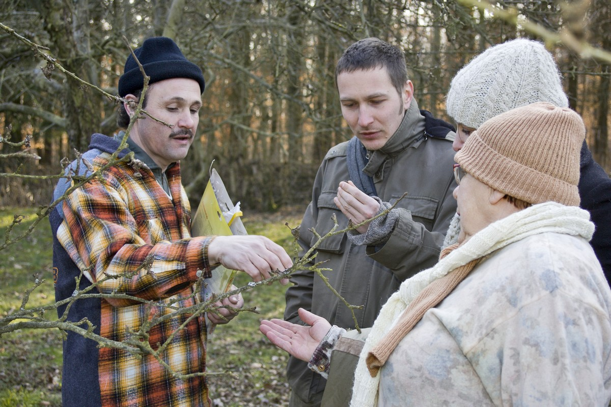 Visite guidée : découverte d'une exploitation arboricole en biodynamie