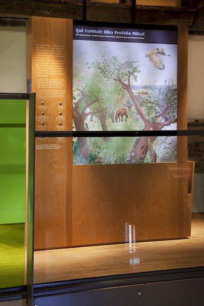 "Umwelt- und Natur- Zentrum 'La Grange aux Paysages"""