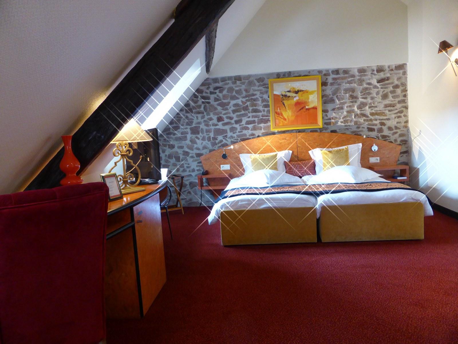Hôtel L'Hostellerie du Château