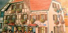 Hôtel-restaurant A la Ville de Nancy