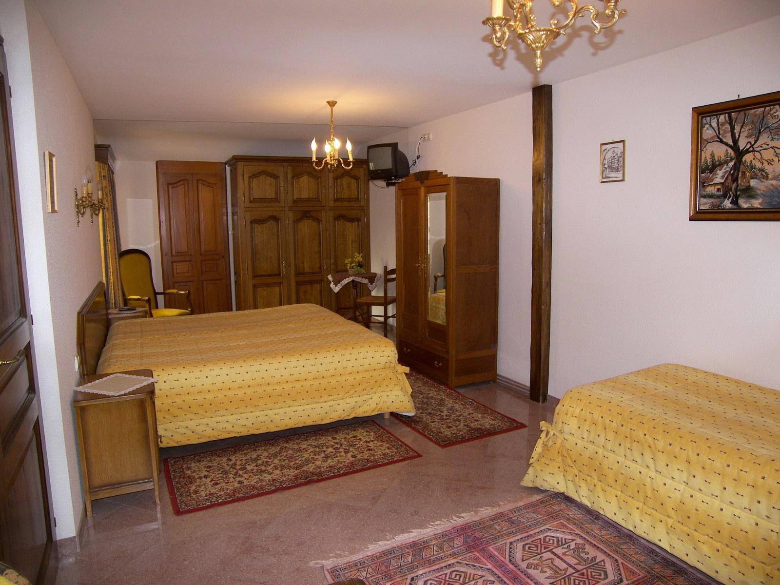 Chambre triple n°5