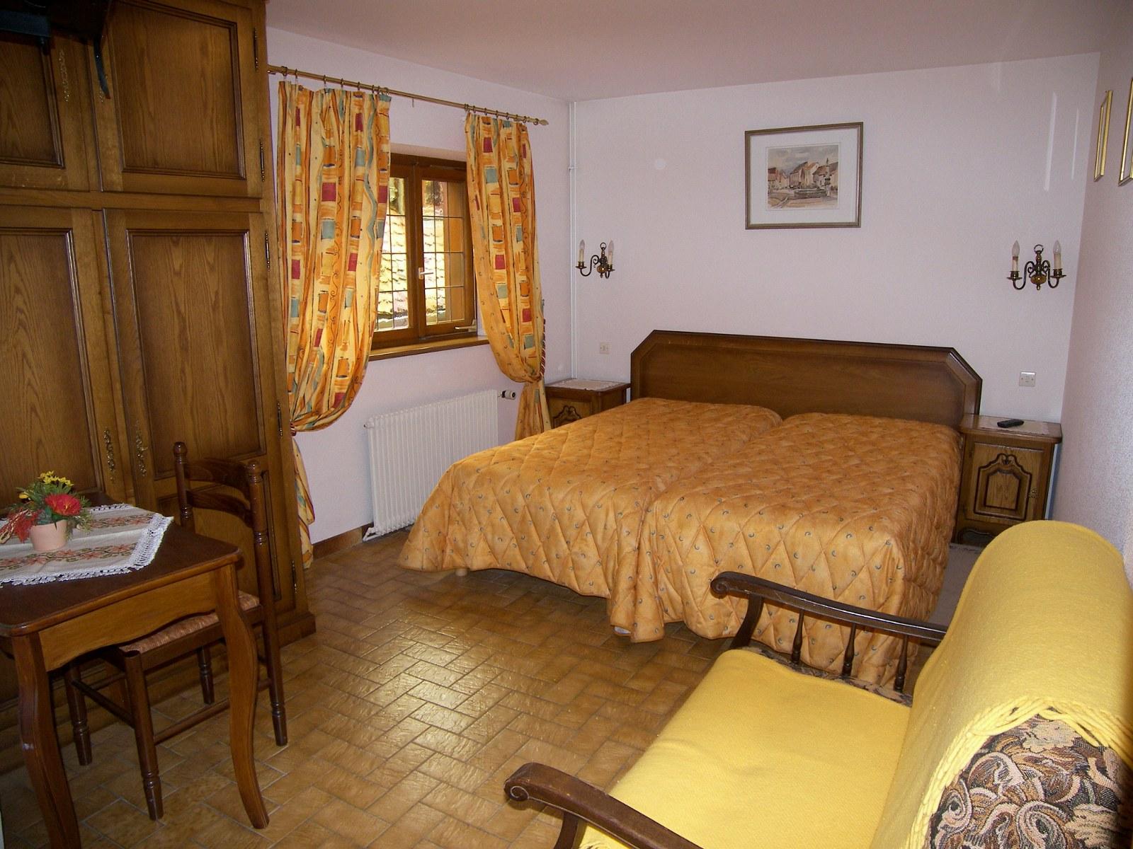 Chambre 2 lits n°4
