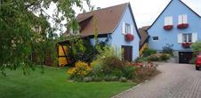 La petite maison bleue - Daniel MULLER