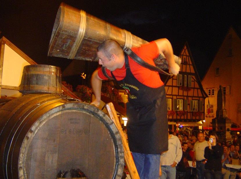 Wine festival: night of the Grands Crus