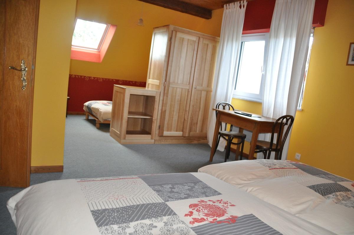 Chambres d 39 h tes elisabeth bannwarth eguisheim - Chambre d hote en alsace ...