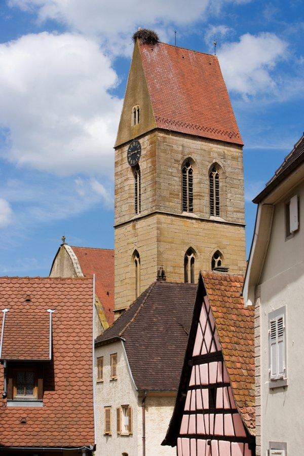 Church saints peter and paul eguisheim - Office de tourisme eguisheim ...