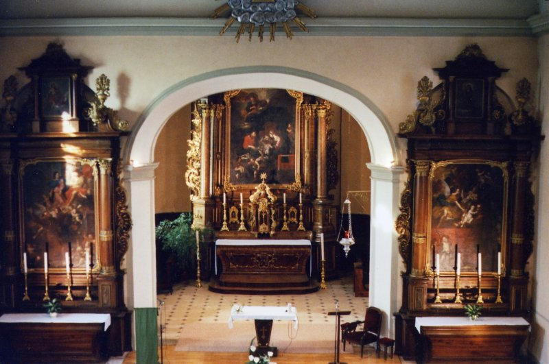 Church Saint Nicolas