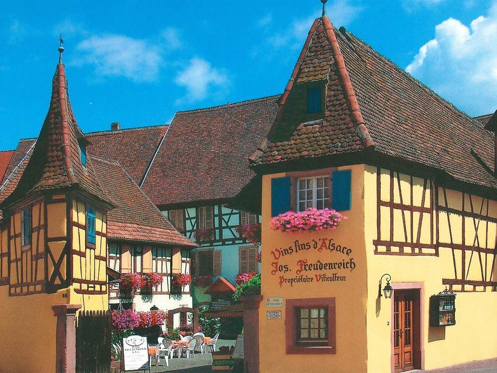 Freudenreich joseph et fils - Office de tourisme eguisheim ...