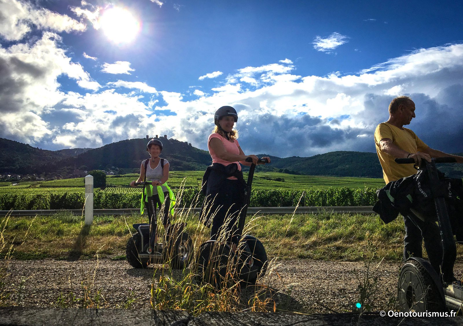 Segway Alsace - Gyropode by Oenotourismus