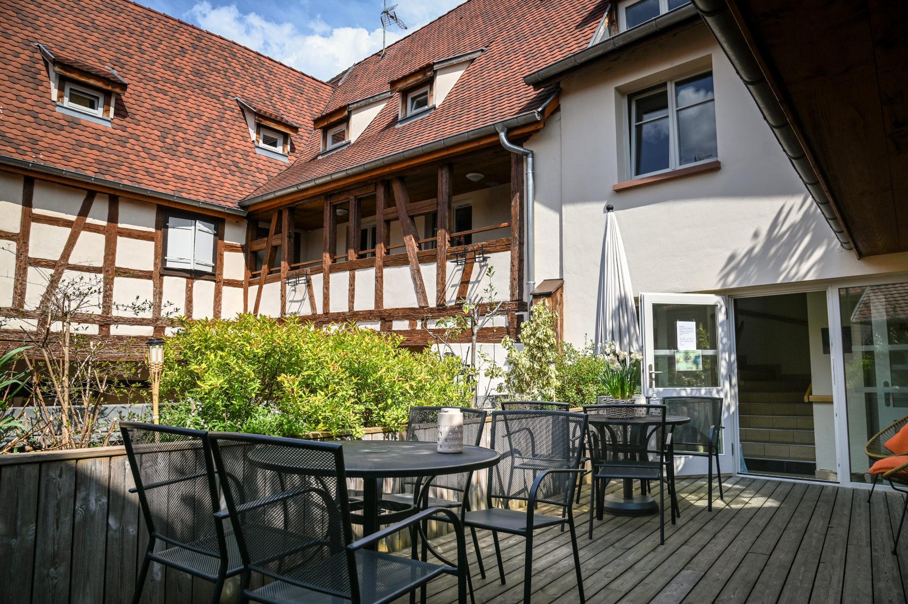 Gîte Guillaume - 6 pers. - Le Hameau d'Eguisheim - Domaine GINGLINGER