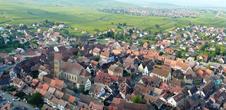 Entrez dans la ronde d'Eguisheim