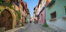 Balade ludique à Eguisheim