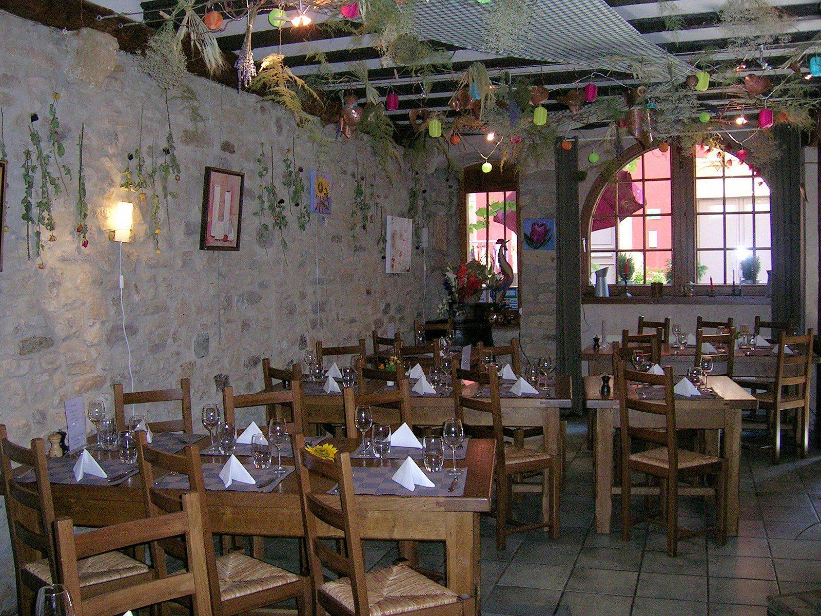 Restaurant La Poterne, Rouffach, Pays de Rouffach, Vignobles et Châteaux, Haut-Rhin, Alsace