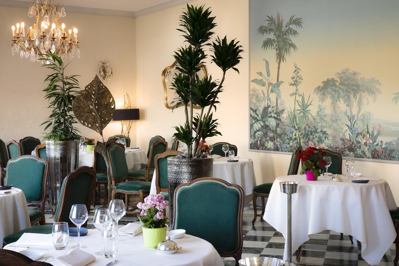 Restaurant du Château d'Isenbourg - Les Tommeries