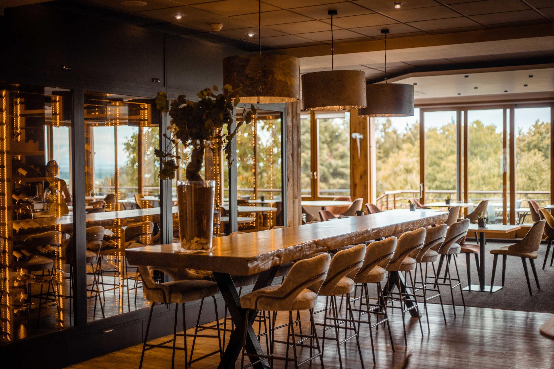 Restaurant Côté Plaine, Bollenberg, Westhalten, Pays de Rouffach, Vignobles et Châteaux, Haut-Rhin, Alsace