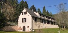 Centre d'accueil du Club Vosgien Holzmacheracker