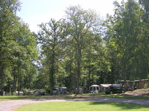 Camping d'Osenbach, Pays de Rouffach, Vignobles et Châteaux, Haut-Rhin, Alsace