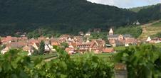 Relais du Vignoble, Gueberschwihr, Pays de Rouffach, Vignobles et Châteaux, Haut-Rhin, Alsace