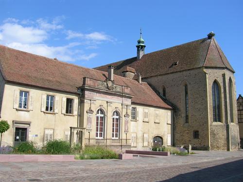 Eglise des Récollets, Rouffach, Pays de Rouffach, Vignobles et Châteaux, Haut-Rhin, Alsace