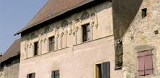Ancienne cour colongère de l'abbaye d'Eschau