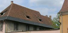 Ancienne cour seigneuriale et grange dîmière des princes-évêques de Strasbourg