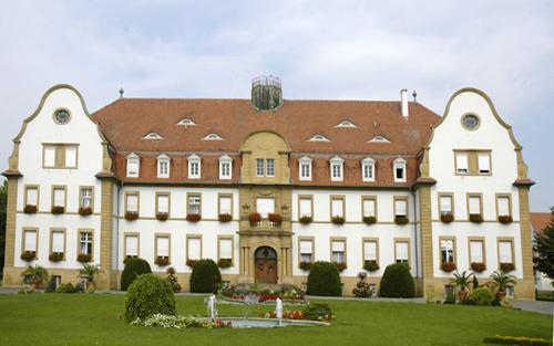 Centre hospitalier, Rouffach, Pays de Rouffach, Vignobles et Châteaux, Haut-Rhin, Alsace
