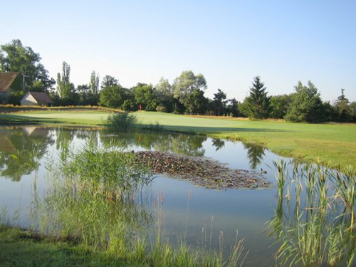 Alsace Golf Club, Rouffach, Pays de Rouffach, Vignobles et Châteaux, Haut-Rhin, Alsace