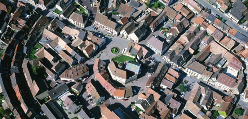 Eguisheim, Pays de Rouffach, Vignobles et Châteaux, Haut-Rhin, Alsace